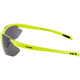 Alpina Jalix Bril, neon yellow-black